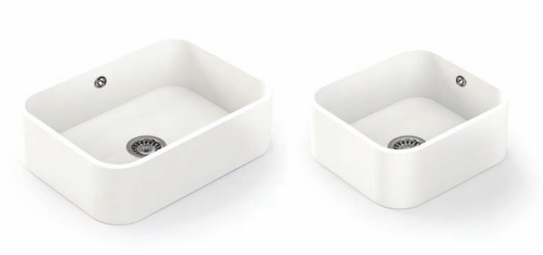 Integrity sinks silestone stone products mosaictech for Silestone sink