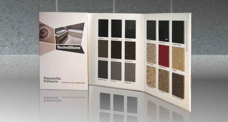 Production Of Samples And Sample Books For The Stone And